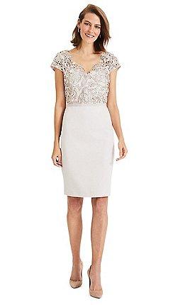 e75bfcc2e58 Phase Eight - Cream Charlotte Lace Dress