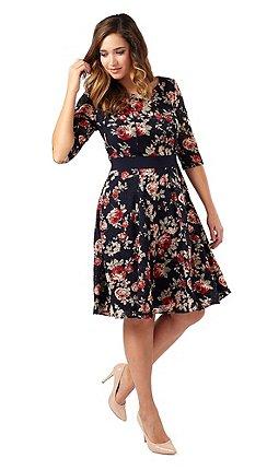 5d9410b770173 Mother of the bride - Fit   flare dresses - Dresses - Sale