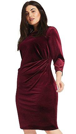 785dd940857e8 Plus-size - Party   going out - Sequin dresses - Dresses - Women ...