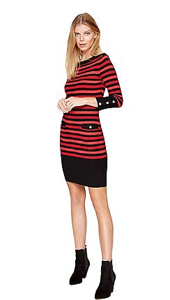 5288e9a5579 multicoloured - Bodycon dresses - Damsel in a dress - Dresses - Sale ...