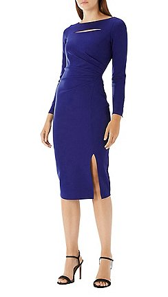 Coast Cobalt Blue Marci Shift Dress