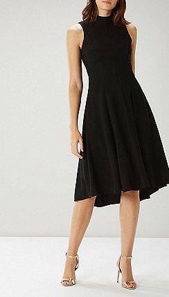 Coast - Black Evelyn Soft Shift Dress fdf25b9ba2a3