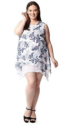 18fb0fc88d5 Plus-size - Tea dresses - Izabel London Curve - Dresses - Women ...