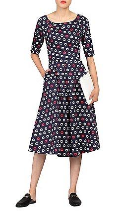 d9444e852f4 Midi - Skater dresses - Dresses - Women