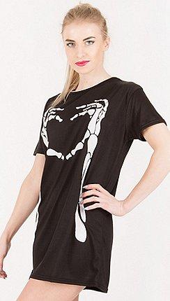 826f12681b966 Plus Size T-Shirt Dresses