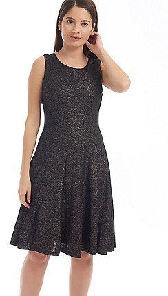 brown - Fit   flare dresses - Solo - Dresses - Sale  fe8219659e2a