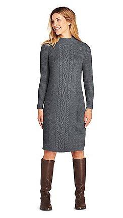 1eaec2350e8 Long sleeves - Knee length - Jumper dresses - Dresses - Sale