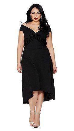 471fcbfe6c9c Plus-size - size 22 - Party & going out - Dresses - Women | Debenhams