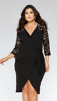 e8f4f9239e472 Plus-size - Little black dresses - Dresses - Sale