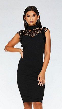 02993e8d7206 Knee length - Prom - Lace dresses - Dresses - Women | Debenhams
