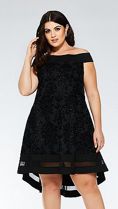 c7b515b070088 Plus-size - black - Little black dresses - Dresses - Sale
