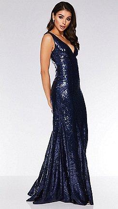 4fad7b7d88e Sleeveless - Sequin dresses - Quiz - Dresses - Women