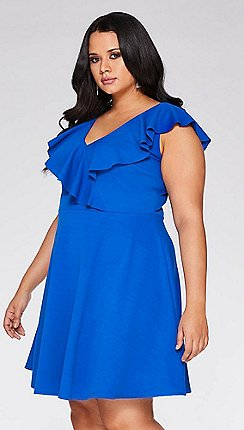 Plus-size - Skater dresses - Quiz - Dresses - Women  5ded4728e