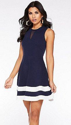 size 14 - Wedding guest - Skater dresses - Dresses - Women  a32ca7b45