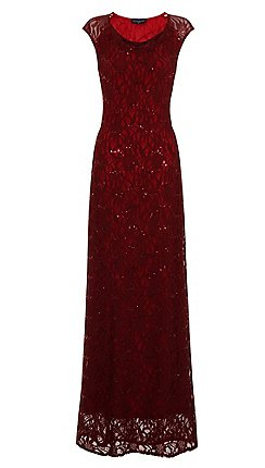 Red Evening Ball Gowns Dresses Women Debenhams