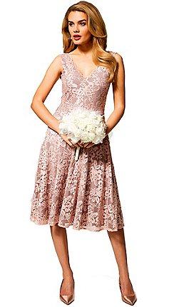 b9827024ede Knee length - Bridesmaid - All smart dresses - Dresses - Women ...