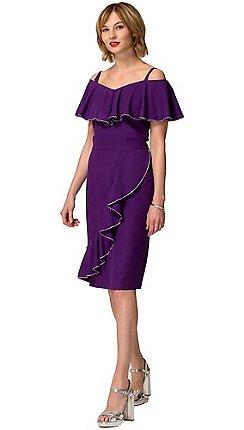 8a19ac883b2f purple - View all occasions - Summer dresses - Dresses - Women ...