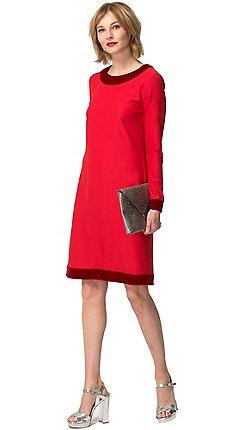 79cd8e26c3f Long sleeves - View all occasions - Velvet dresses - Dresses - Sale ...