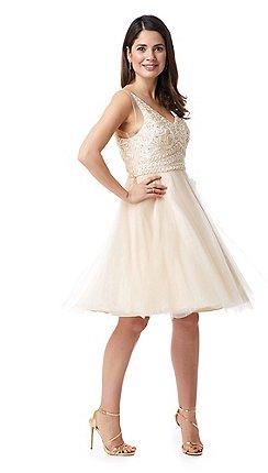 ef6c1346dc cream - Wedding guest - Ariella London - Dresses - Sale