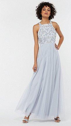 174db83be2 blue - Bridesmaid - Sequin dresses - Dresses - Women