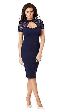 1be8f3c4457 Short sleeves - Wedding guest - Sistaglam Love Jessica - Dresses ...