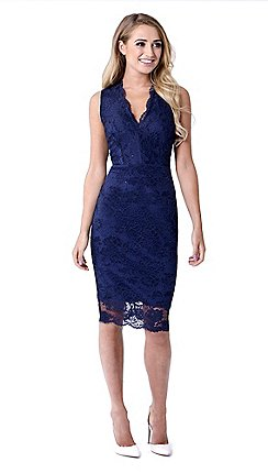 Bodycon dresses - Jessica Wright for Sistaglam - Dresses - Women ...