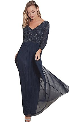 7ed7e77a648b4 Long sleeves - Sequin dresses - Sistaglam - Dresses - Women | Debenhams