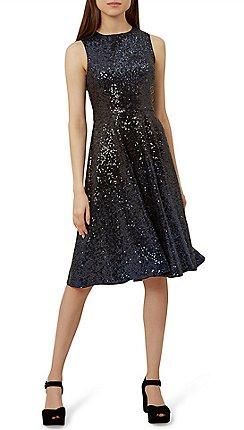 6011087119b Wedding guest - Sequin dresses - Hobbs - Dresses - Women