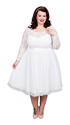 ddf984b50aa Long sleeves - Plus-size - Scarlett   Jo - Dresses - Women