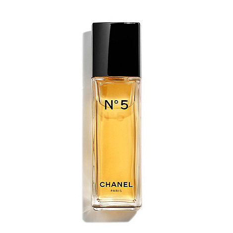 CHANEL - N°5 Eau De Toilette Non Refill Spray 100ml
