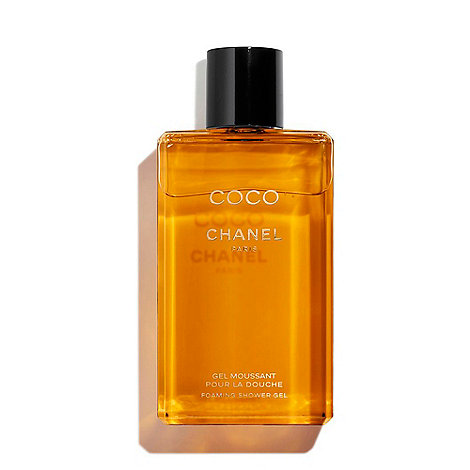 CHANEL - COCO Foaming Shower Gel