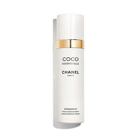 CHANEL - COCO MADEMOISELLE Fresh Deodorant Spray