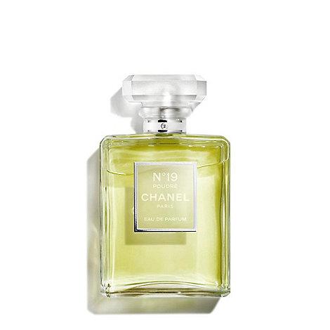 CHANEL - N°19 POUDRÉ Eau de Parfum 100ml