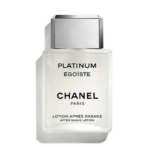 CHANEL - PLATINUM ÉGOÏSTE After-Shave Lotion