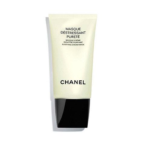 CHANEL - MASQUE DÉSTRESSANT PURETÉ Purifying Cream Mask