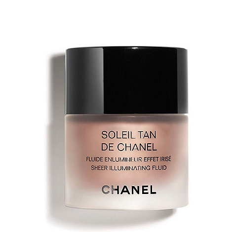 CHANEL - SOLEIL TAN DE CHANEL Iridescent Highlighting Emulsion - Sunkissed