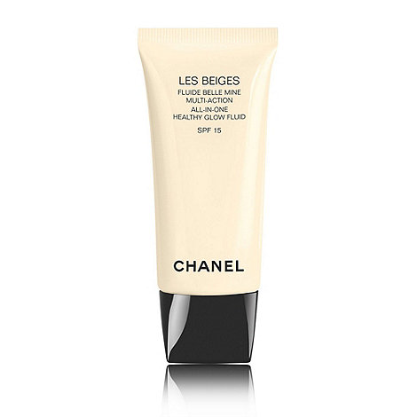 CHANEL - LES BEIGES All-In-One Healthy Glow Fluid SPF 15